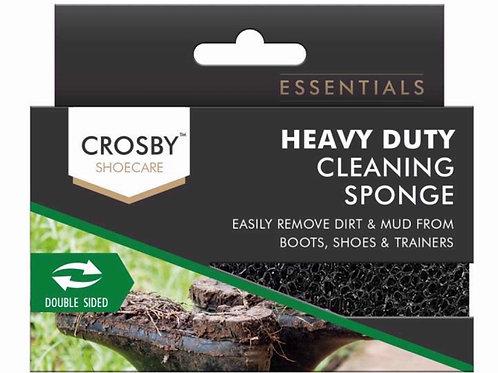 CROSBY Shoecare Heavy Duty Cleaning Sponge