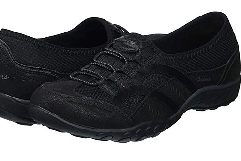 SKECHERS Relaxed Fit Air Cooled Memory Foam Breathe Easy Well Versed 23203