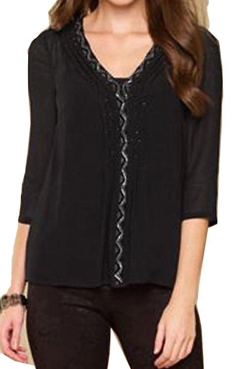 MONSOON Clairey Embellished Top