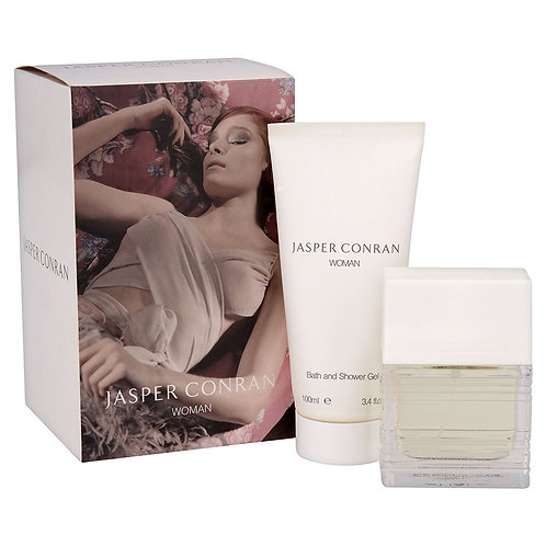 JASPER CONRAN Woman Eau De Parfum & Bath Showel Gel Gift Set