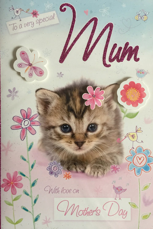Mother's Day Card Code MARK
