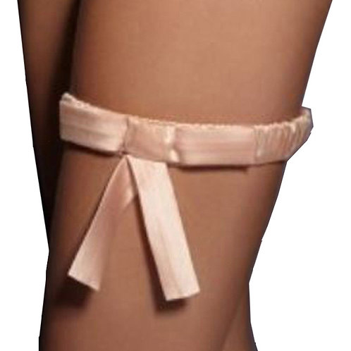 AGENT PROVOCATEUR Birthday Suit Silk Garter (RARE & COLLECTABLE)