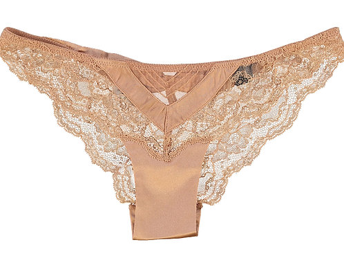 LIVY Lace Trim French Touch Brief
