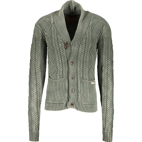 PEARLY KING Intuition Cotton Cardigan (RARE & COLLECTABLE)
