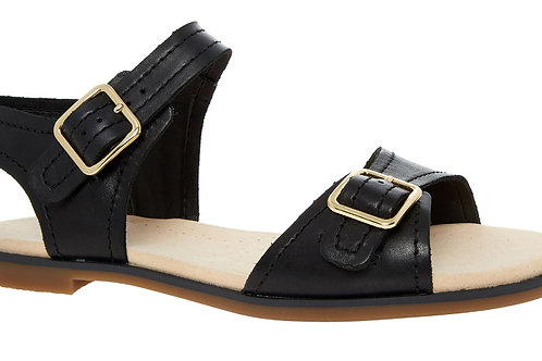 CLARKS Leather Bay Primrose Sandals