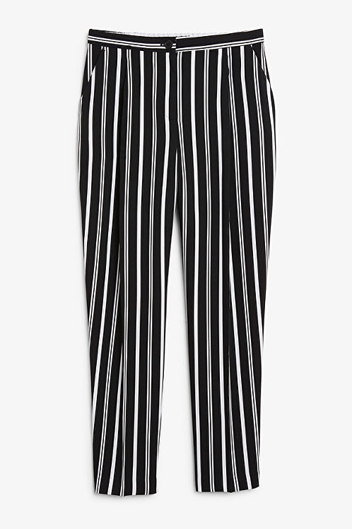 MONKI Tailored Tapered Trousers (RARE & COLLECTABLE)
