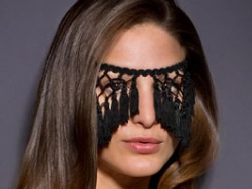 AGENT PROVOCATEUR Shanna Eye Mask (RARE & COLLECTABLE)