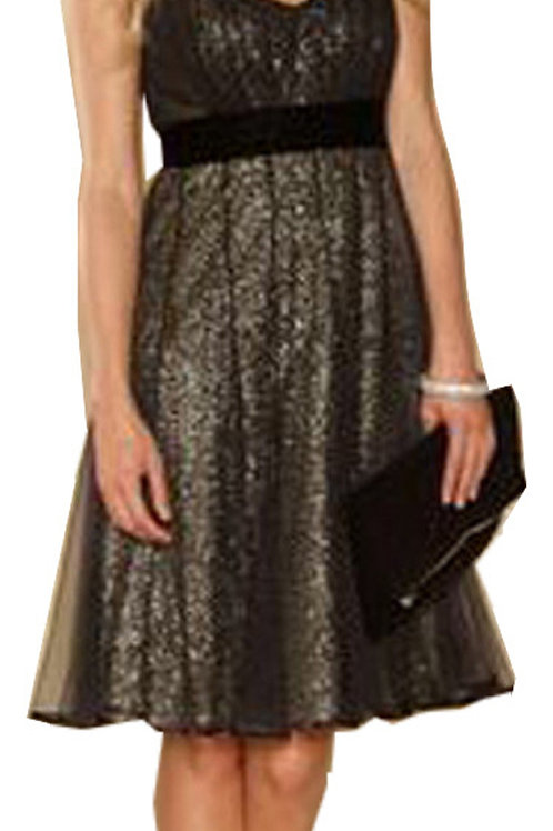 MONSOON Amelie Sequin Prom Dress (RARE & COLLECTABLE)