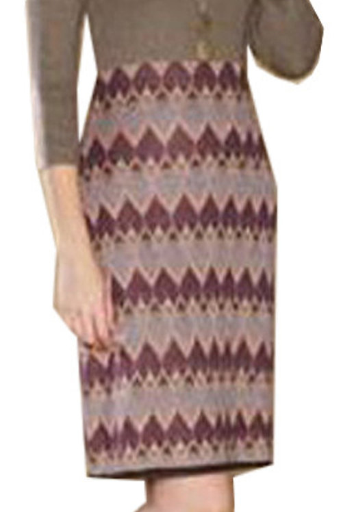 MONSOON Karina Jacquard Dress (RARE & COLLECTABLE)