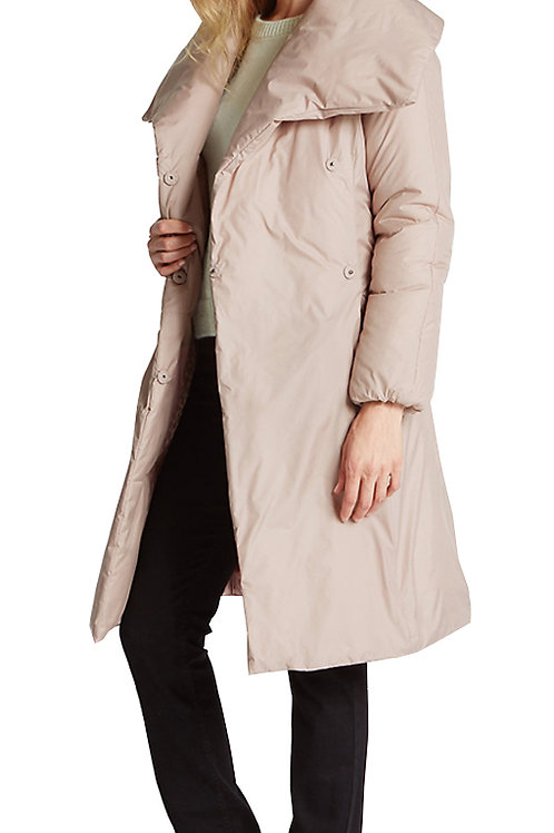 MARKS & SPENCER PER UNA Padded & Quilted Duvet Coat T49/3816