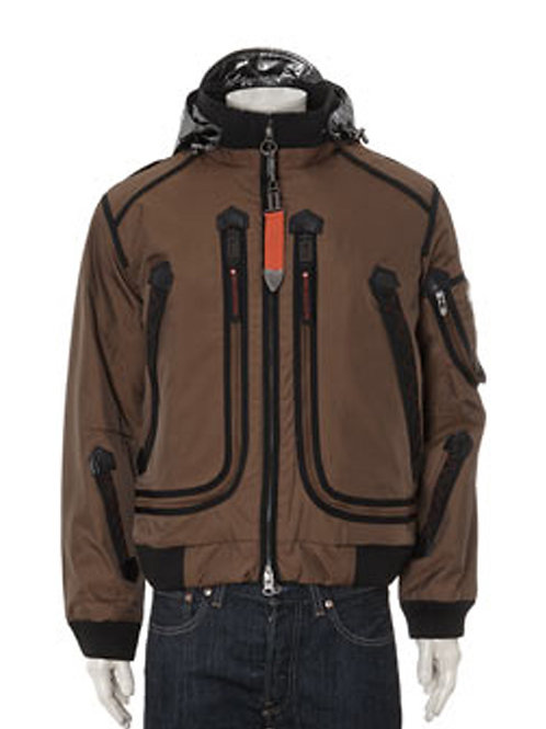 Wellensteyn Paneled Jacket (RARE & COLLECTABLE)