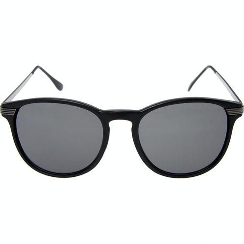 OSCAR DE LA RENTA Men's Matte Round Sunglasses (RARE & COLLECTABLE)