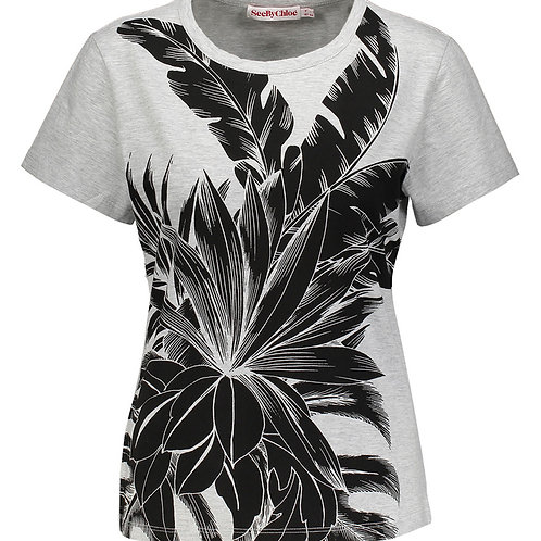 SEE BY CHLOE Palmtree T-Shirt (RARE & COLLECTABLE)