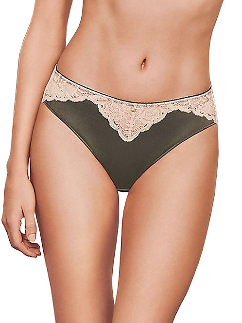 M&S ROSIE FOR AUTOGRAPH Luxurious Silk with French Designed Lace Brazilian