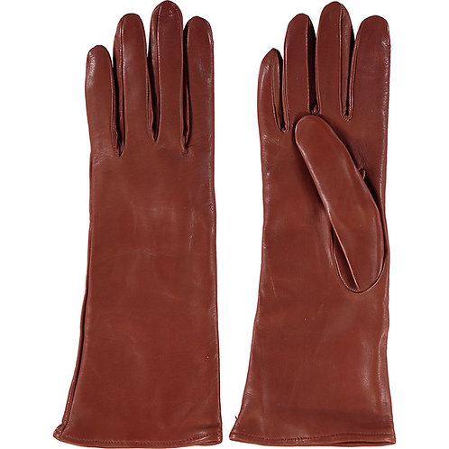 LABONIA GLOVES Leather Mid Length Gloves