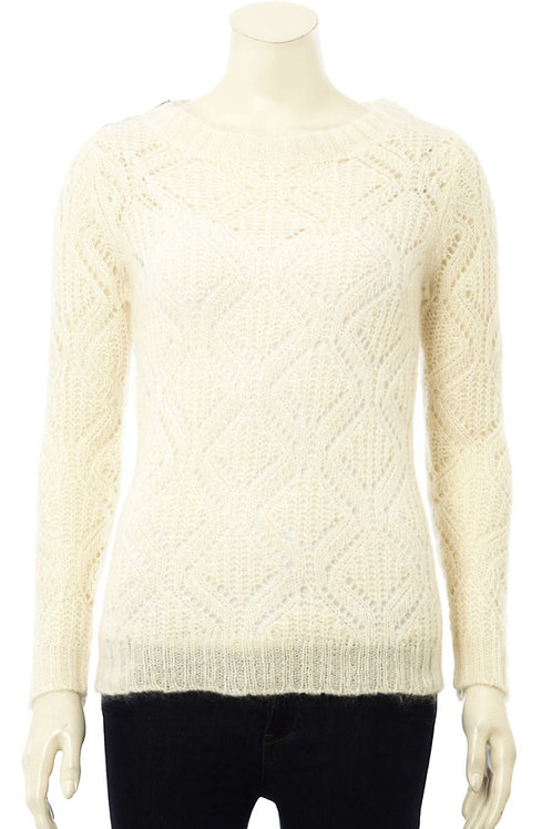 CLAIRE Cable Knit Jumper (RARE & COLLECTABLE)