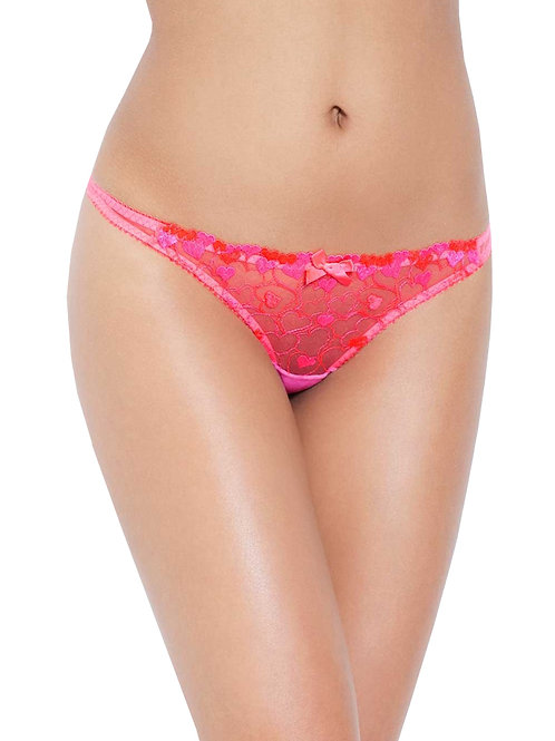 L'AGENT By AGENT PROVOCATEUR Flossie Thong (RARE & COLLECTABLE)