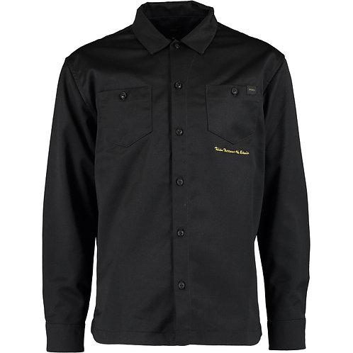 EDWIN Gorilla Embroidered Souvenir Shirt(RARE & COLLECTABLE)