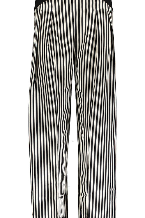 LULU GUINNESS Striped Trouser(RARE & COLLECTABLE)