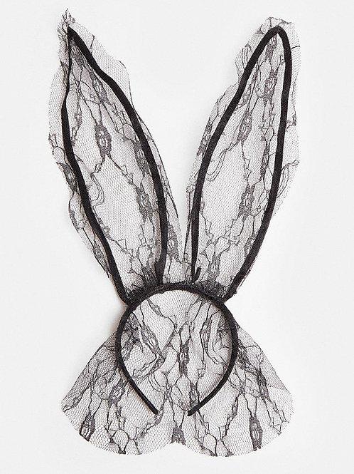 COAST Halloween Lace Bunny Ears(RARE & COLLECTABLE)