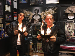 Tj & Richie Magic