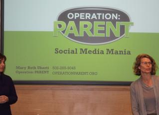 Operation Parent Presentations at NHS