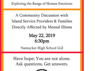 Let's Talk: Continuing the Conversation on Mental Health