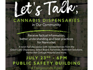 Let's Talk: Cannabis Dispensaries in our Community
