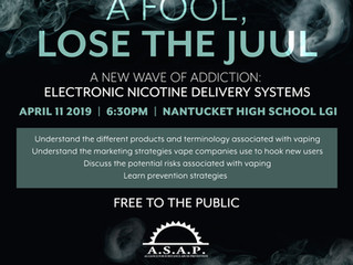 Don't Be a Fool, Lose the Juul