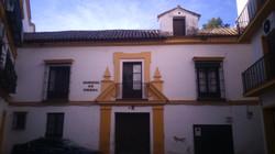 FACHADA HOTEL MARIANA DE PINEDA