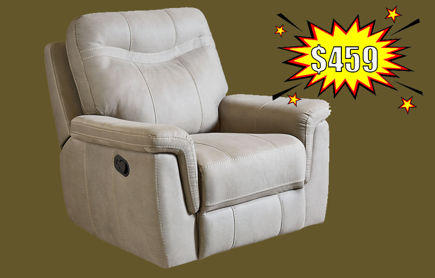 Standard Boardwalk Sage Recliner