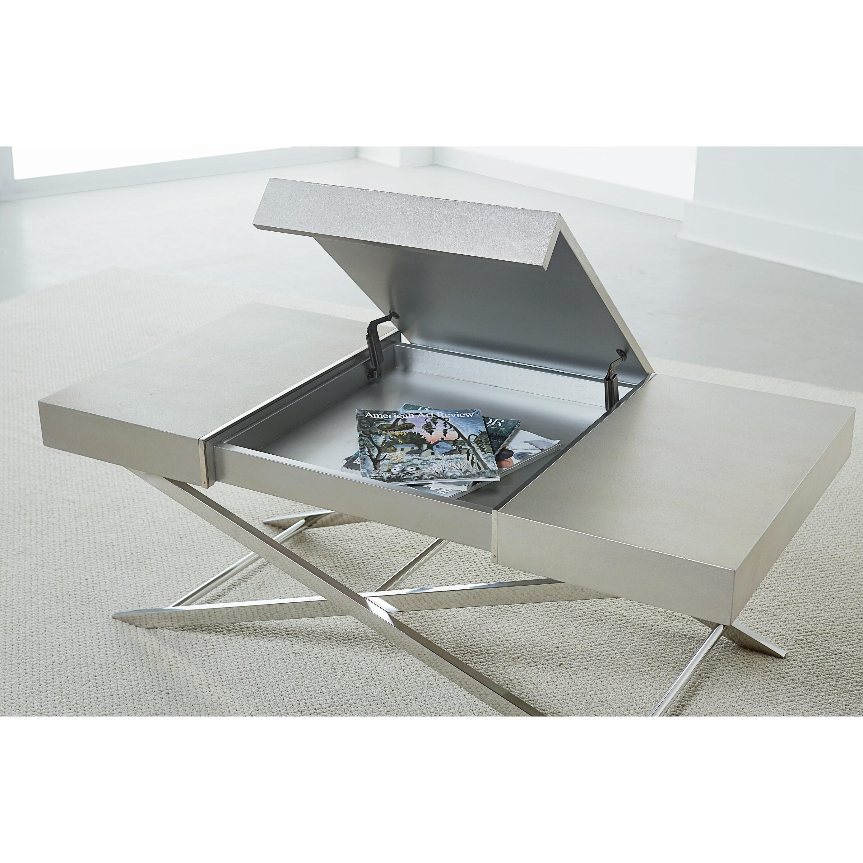 Standard Ava Silver