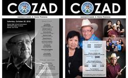 Kiowa Tribe's Leonard Cozad Sr. Pow Wow Announcement