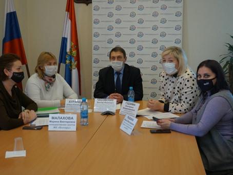 Круглый стол: состояние воздуха на территории Самарской области.