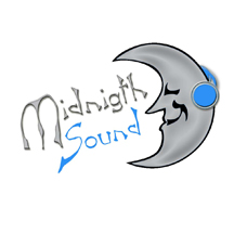 Midnigth sound logo