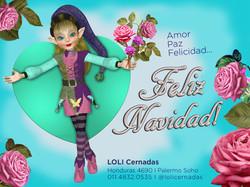 Facebook post Loli Cernadas