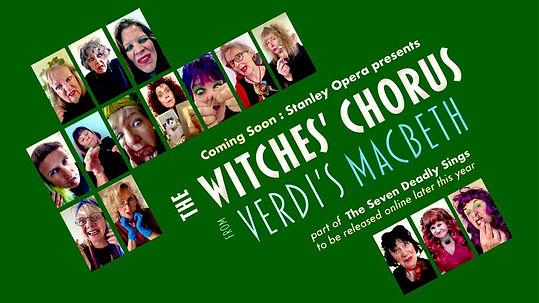 Witches' Chorus from Verdi's Macbeth