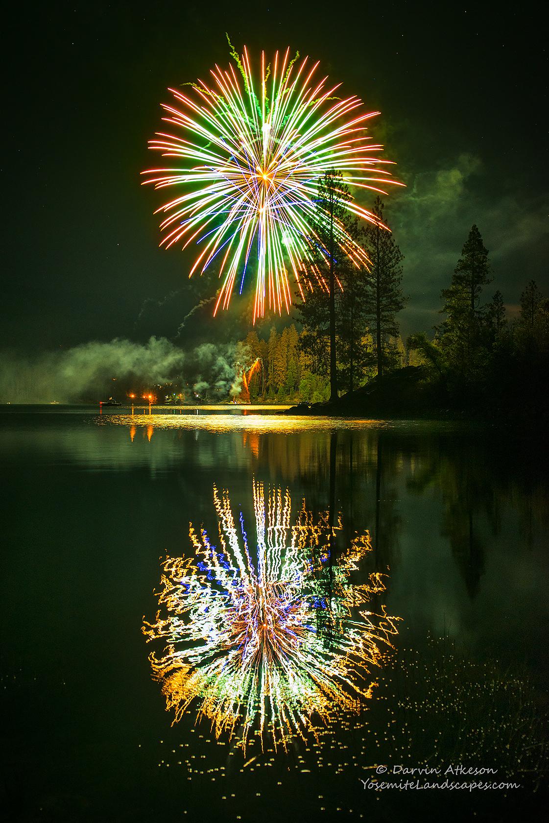 Add Fireworks!