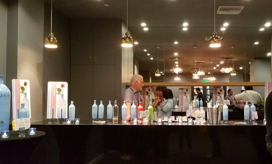 VIP area Bar