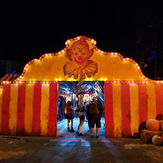 31 Days of Haunt O'Ween are back!
