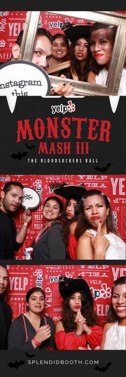 Yelp's Monster Mash