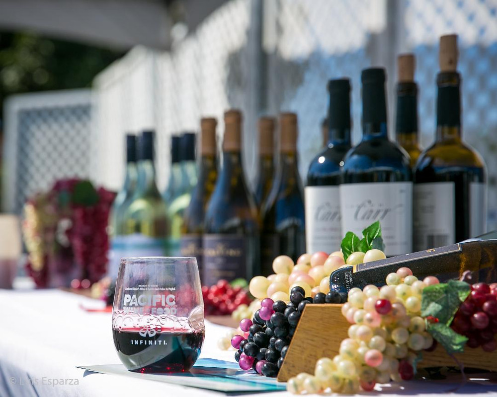 Photo provided by Pacific Food and Wine Classic