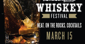 Los Angeles Magazine's 3rd Annual Whiskey Festival