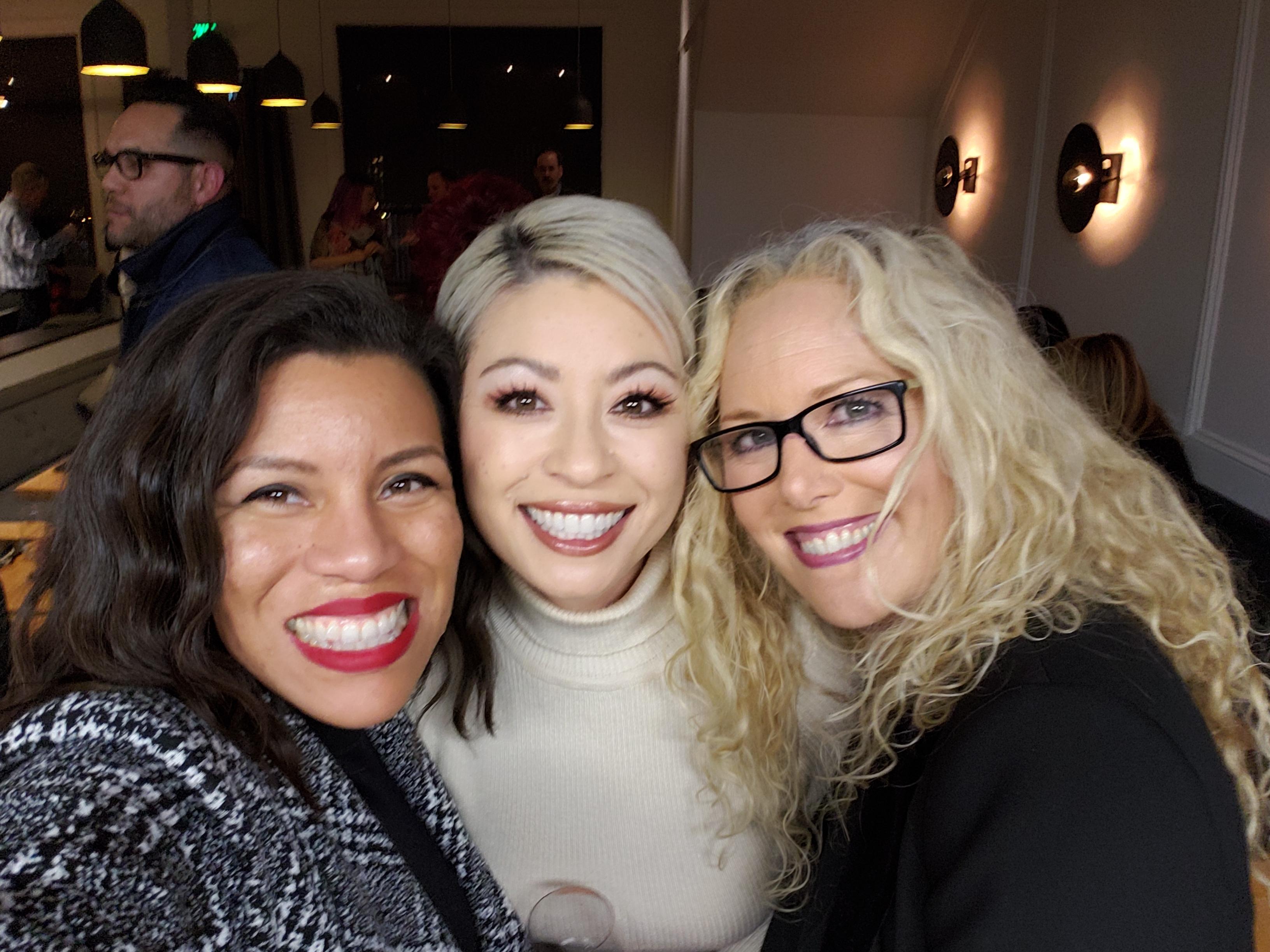 Laila, Kimlai & Lawrence