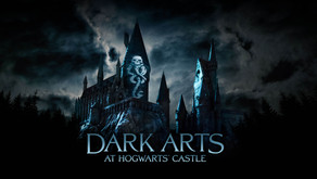 A Powerful Dark Arts Spell Has Been Cast Upon The Castle at The Wizarding World of Harry Potter