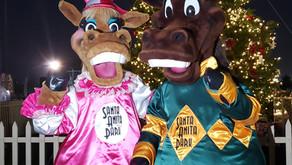 Santa Anita Park Debuts It's First Winter Fest