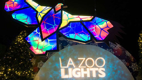 Holiday Cheer Returns to the LA Zoo