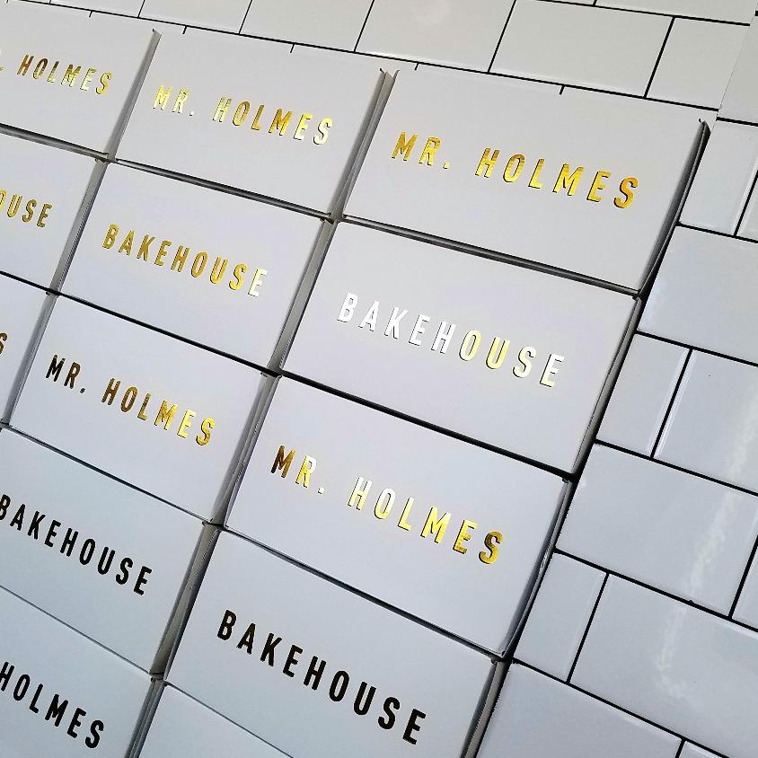 Mr. Holme's Bakehouse