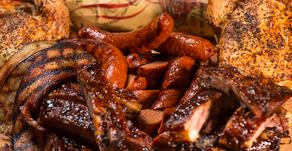 Dads Eat Free at Grasslands Meat Market in June