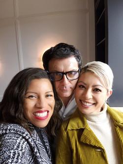Laila, Chef Emme, & Kimlai